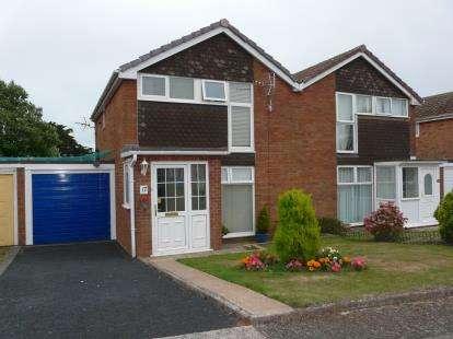 3 Bedrooms Semi Detached House for sale in Paignton, Devon