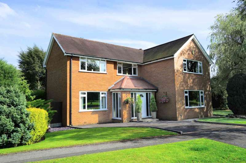 4 Bedrooms Detached House for sale in Acresdale, Lostock