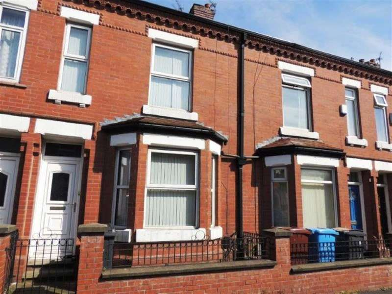 3 Bedrooms Property for sale in Crosfield Grove, Gorton, Manchester