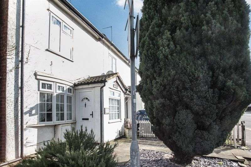2 Bedrooms Terraced House for sale in High Street South, Dunstable