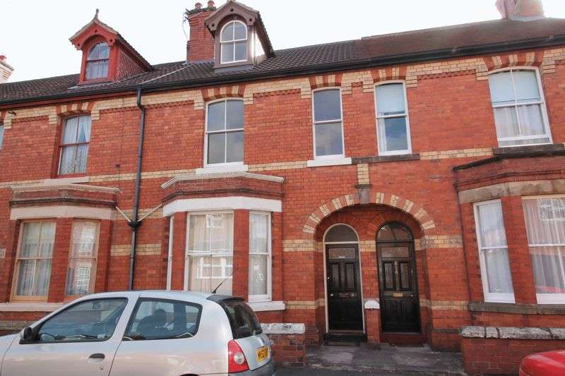 4 Bedrooms Terraced House for sale in Park Street, Wellington, Telford