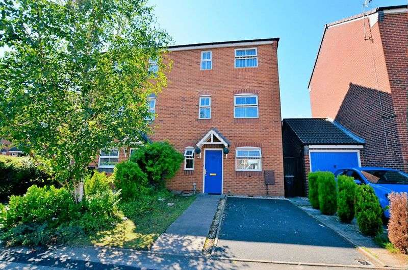3 Bedrooms Semi Detached House for sale in Anchor Drive, Tipton
