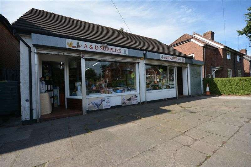 Commercial Property for sale in West Avenue, Northwich