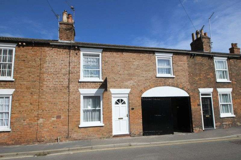 3 Bedrooms Terraced House for sale in BROADBANK, LOUTH
