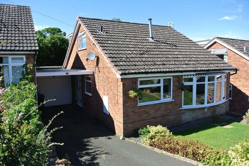 3 Bedrooms Detached Bungalow for sale in Coneybury View, Broseley, Shropshire.
