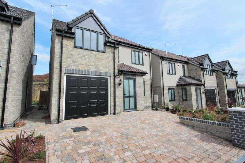 4 Bedrooms Detached House for sale in Paddock Gardens, Alveston