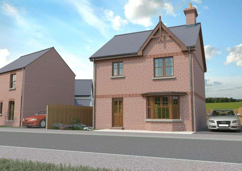 3 Bedrooms Detached House for sale in Site 61 Lacehill Park, Portadown