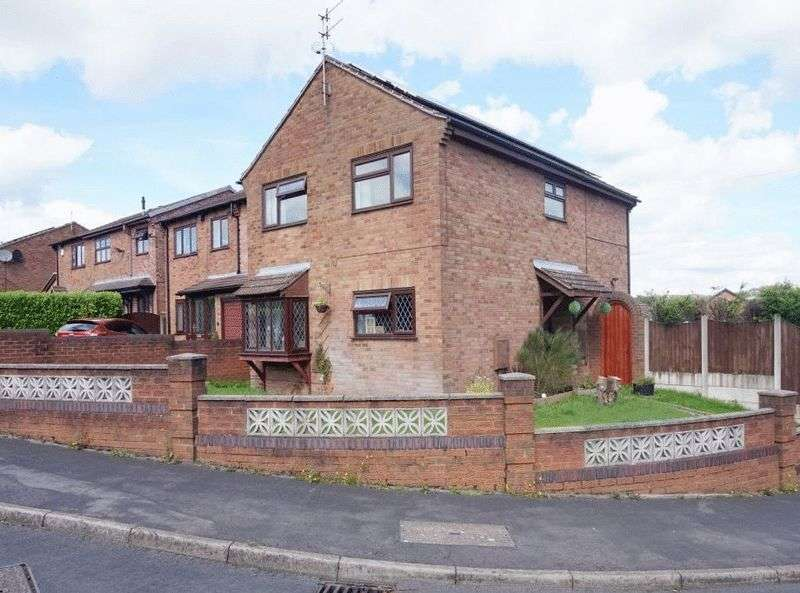 4 Bedrooms Detached House for sale in Bexhill Grove, Birches Head, Stoke-On-Trent, ST1 6SW