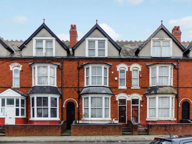 6 Bedrooms Terraced House for sale in Vicarage Road, Birmingham