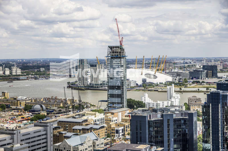 2 Bedrooms Flat for sale in Dollar Bay, Canary Wharf