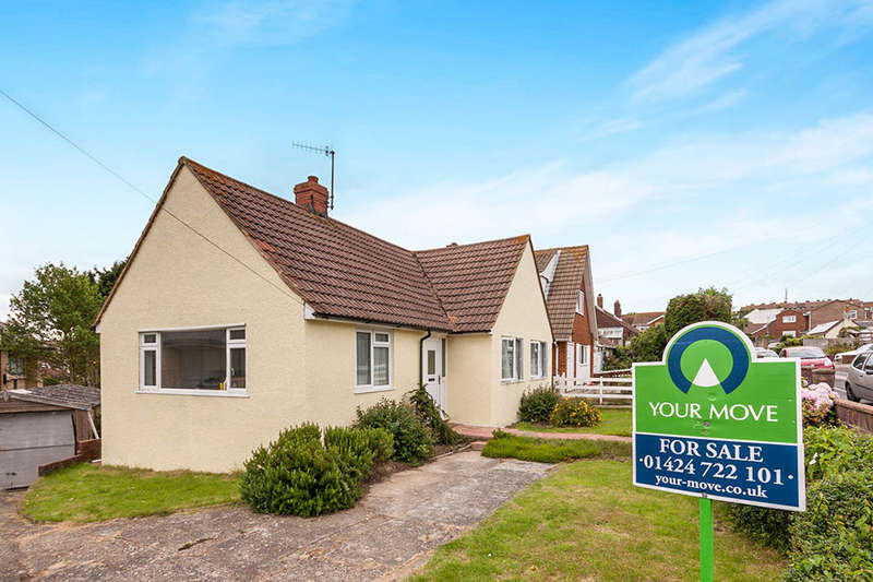 3 Bedrooms Detached Bungalow for sale in Middle Road, Hastings, TN35