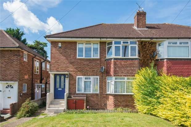 2 Bedrooms Maisonette Flat for sale in Swallow Street, Iver Heath, Buckinghamshire