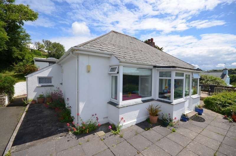 4 Bedrooms Detached Bungalow for sale in Quarry Road, Bolingey