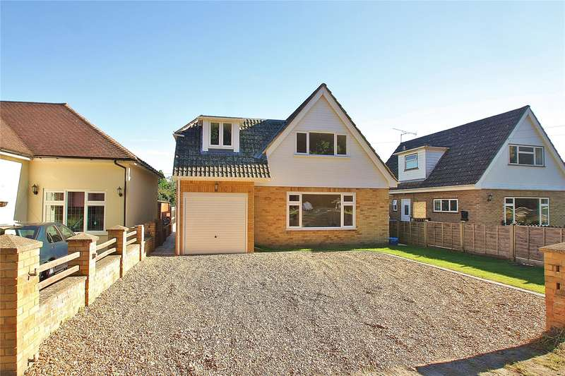 4 Bedrooms Detached Bungalow for sale in Birch Lane, West End, Woking, Surrey, GU24