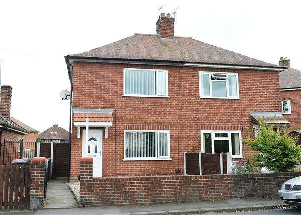 2 Bedrooms Semi Detached House for sale in 23 Cutnook Lane, Irlam, M44 6JS