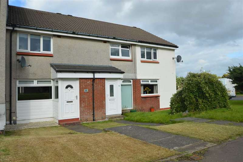 2 Bedrooms Terraced House for sale in Mossdale Gardens, Hamilton