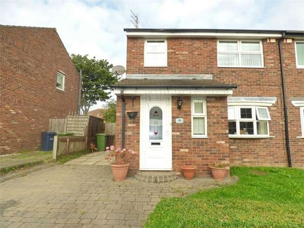 3 Bedrooms Semi Detached House for sale in Mulgrave Drive, Sunderland, Tyne and Wear
