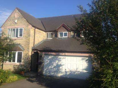 4 Bedrooms Detached House for sale in Swan Avenue, Gilstead, Bingley, West Yorkshire