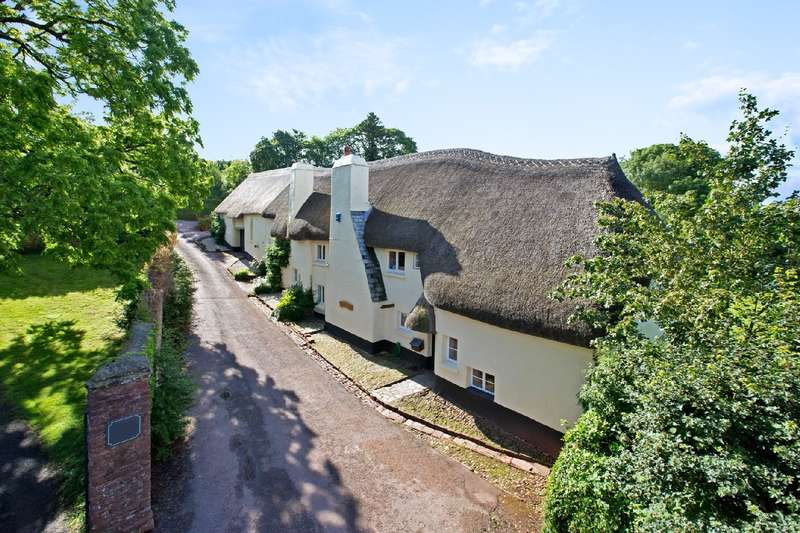 6 Bedrooms Detached House for sale in Thatchend, Near Totnes