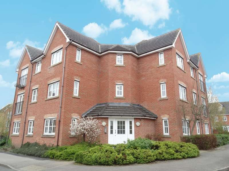 2 Bedrooms Flat for sale in Laxton Grove, Solihull