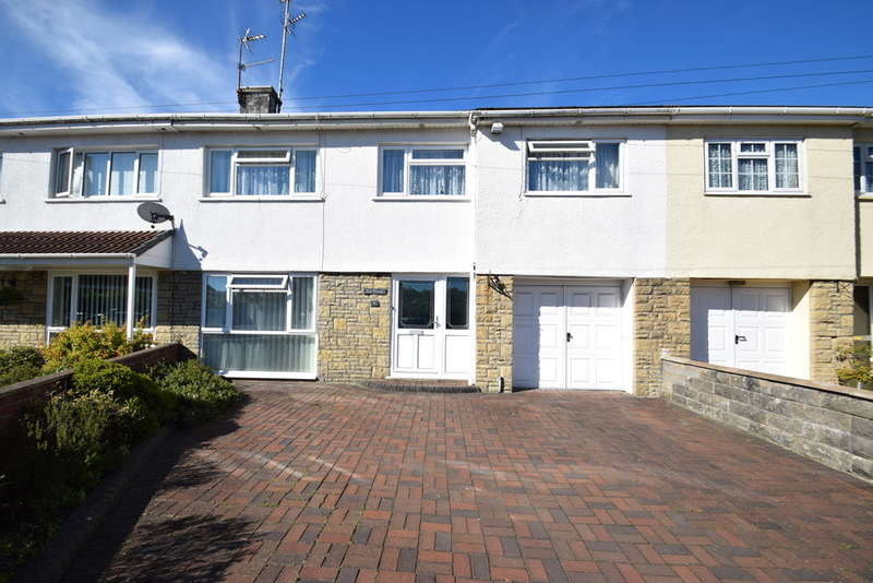 5 Bedrooms Terraced House for sale in 16 Glebeland Close, Coychurch, Bridgend, Bridgend County Borough, CF35 5HE