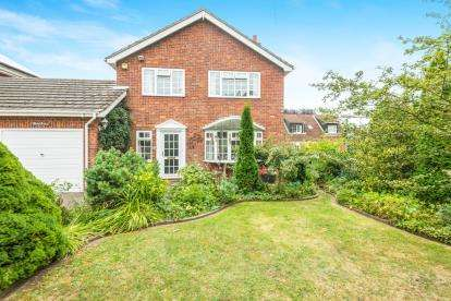 4 Bedrooms Detached House for sale in Litcham, King's Lynn