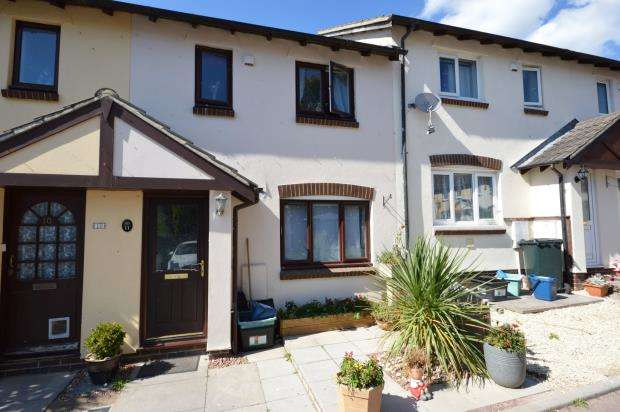 3 Bedrooms Terraced House for sale in Moorland Gate, Heathfield, Newton Abbot