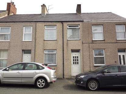 2 Bedrooms Terraced House for sale in Eleanor Street, Caernarfon, Gwynedd, LL55