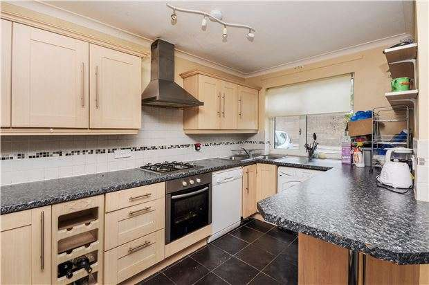 4 Bedrooms Detached House for sale in Woodhatch Spinney, COULSDON, Surrey, CR5 2SU