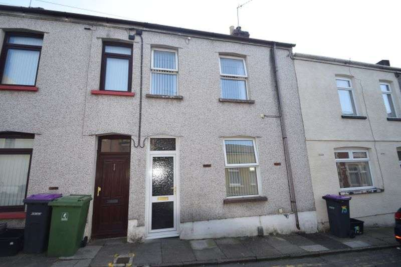 2 Bedrooms Terraced House for sale in Ventnor Road, Old Cwmbran, Two Bedrooms NO UPPER CHAIN