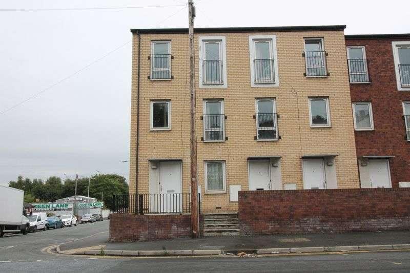 2 Bedrooms Terraced House for sale in Queen Street, Birkenhead