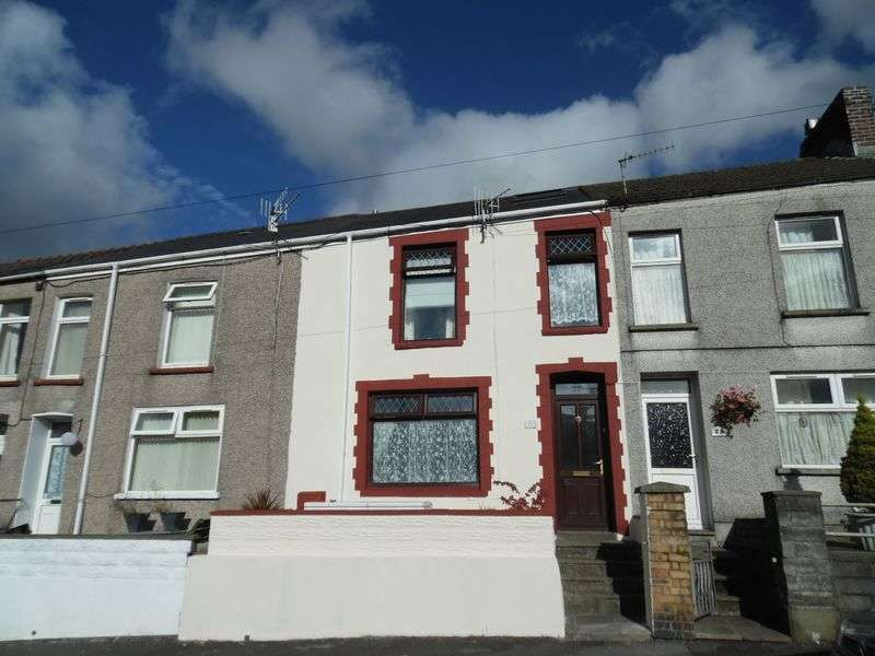 3 Bedrooms Terraced House for sale in John Street Nantymoel Bridgend CF32 7SU