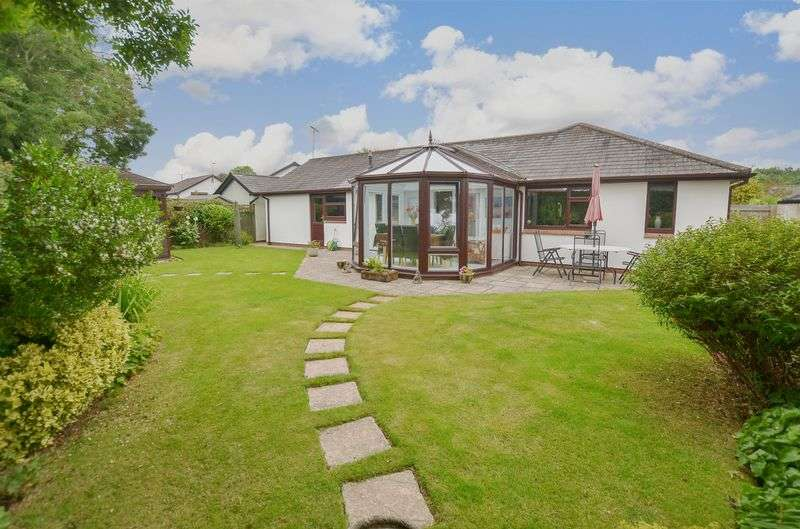 3 Bedrooms Detached Bungalow for sale in Mapledene Close, Stoke Gabriel