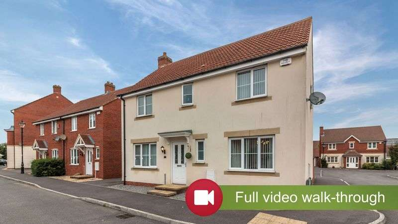 4 Bedrooms Detached House for sale in Abbey Manor Park Yeovil