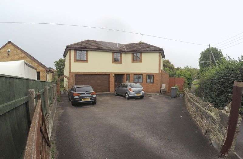 4 Bedrooms Detached House for sale in Westons Way, Bristol, BS15 9RR