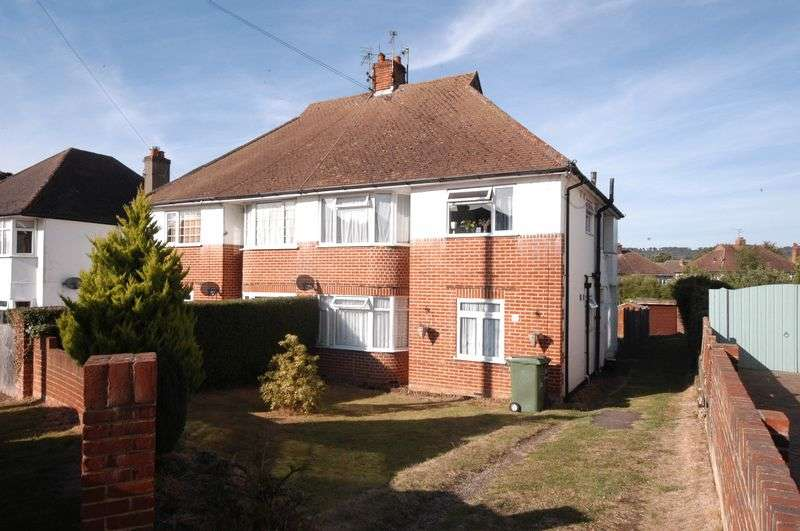 2 Bedrooms Flat for sale in Wordsworth Road, Penenden Heath