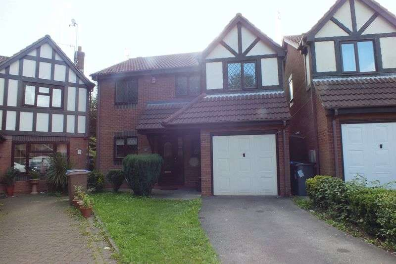 4 Bedrooms Detached House for sale in The Tudors, Tunstall, Stoke-On-Trent