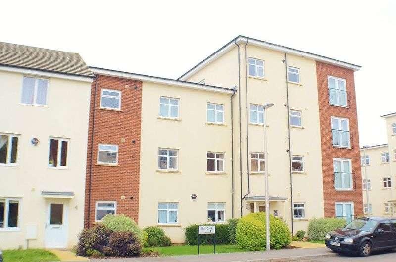 2 Bedrooms Flat for sale in Thursby Walk Pinhoe