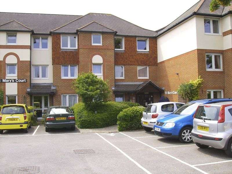 1 Bedroom Retirement Property for sale in St Mary's Court, Bournemouth, BH6 3DF
