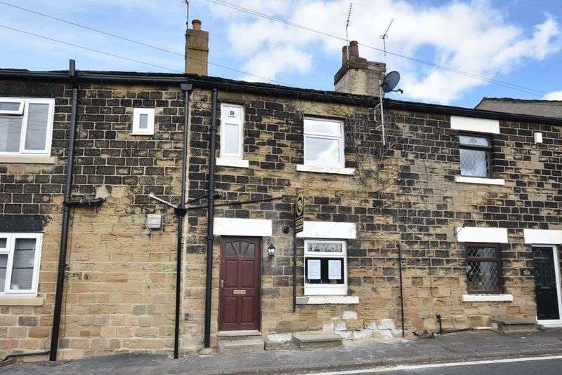1 Bedroom Terraced House for sale in Greenside, Walton
