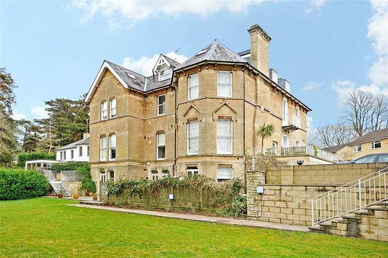 3 Bedrooms Flat for sale in Suffolk House, Weston Lane, Bath, BA1