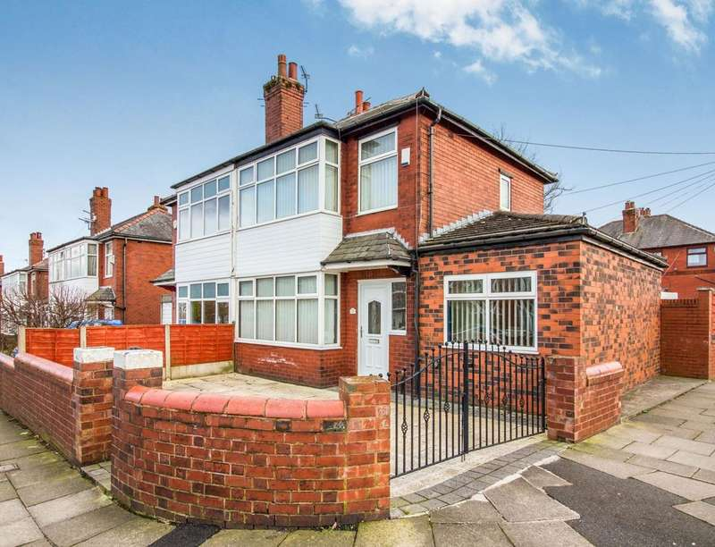 3 Bedrooms Semi Detached House for sale in Forester Hill Avenue, Bolton, BL3
