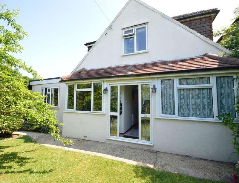 5 Bedrooms Detached House for sale in Brocket Road, Welwyn Garden City, AL8