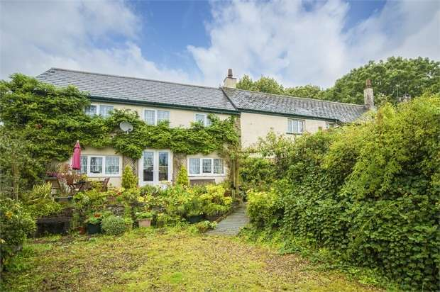6 Bedrooms Barn Conversion Character Property for sale in Haytown, Putford, Holsworthy, Devon