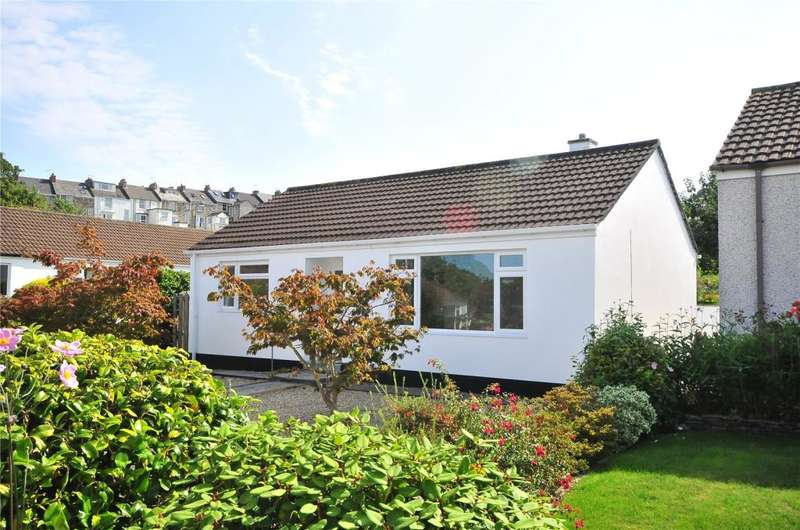 2 Bedrooms Detached Bungalow for sale in Ashley Road, Truro, Cornwall
