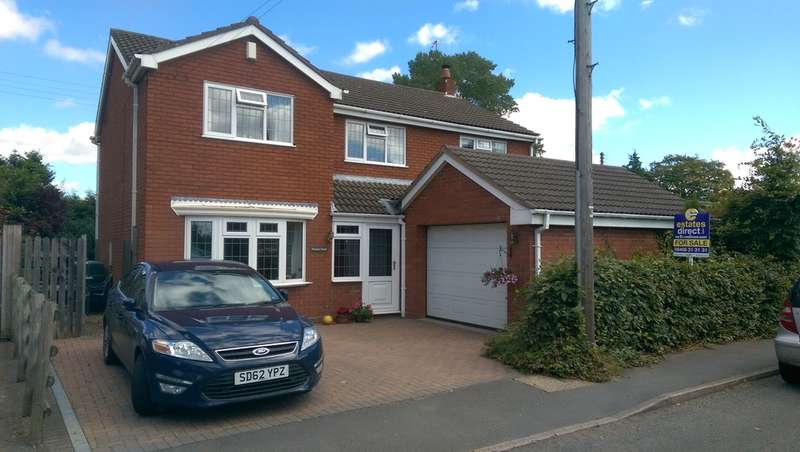 4 Bedrooms Detached House for sale in Forest View, Clows Top, Kidderminster, Clows Top, Kidderminster, DY14