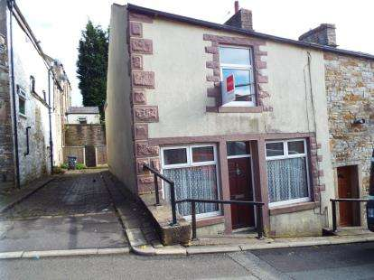 2 Bedrooms End Of Terrace House for sale in Alliance Street, Baxenden, Accrington, Lancshire