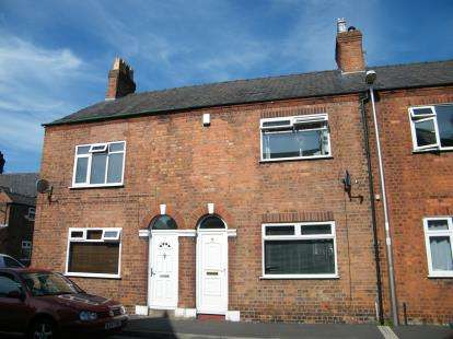 2 Bedrooms Terraced House for sale in Norbury Street, Northwich, Cheshire