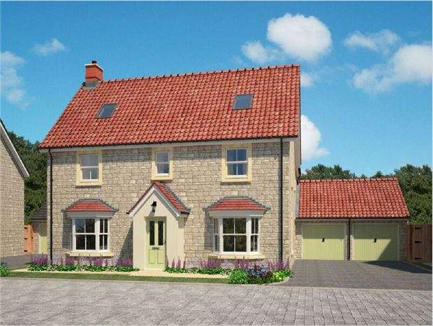 6 Bedrooms Detached House for sale in Plot 4, The Sandhurst, Churchill Gardens, Off Randolph Road, Yate, BRISTOL, BS37 7LA