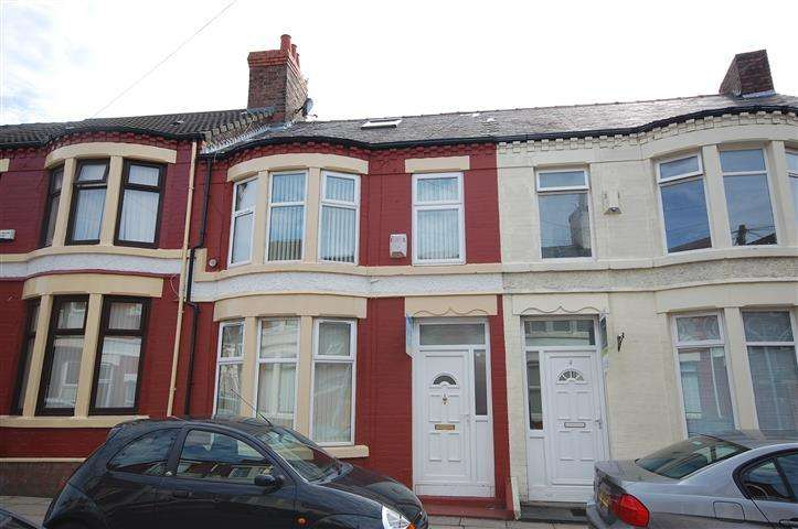 3 Bedrooms Terraced House for sale in Eastdale Road, Wavertree, Liverpool, L15